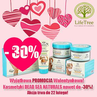 Promocja na kosmetyki naturalne Planeta Organica Morze Martwe