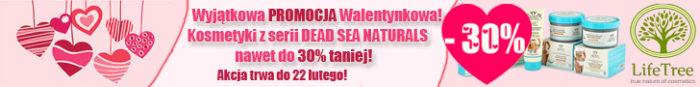 kosmetyki naturalne z Morza Martwego w sklepie internetowym LifeTree.pl