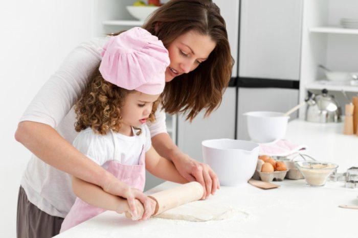 dzieciaki w kuchni